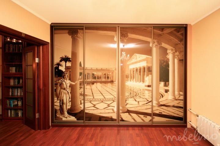 Шкафы купе в омске фото